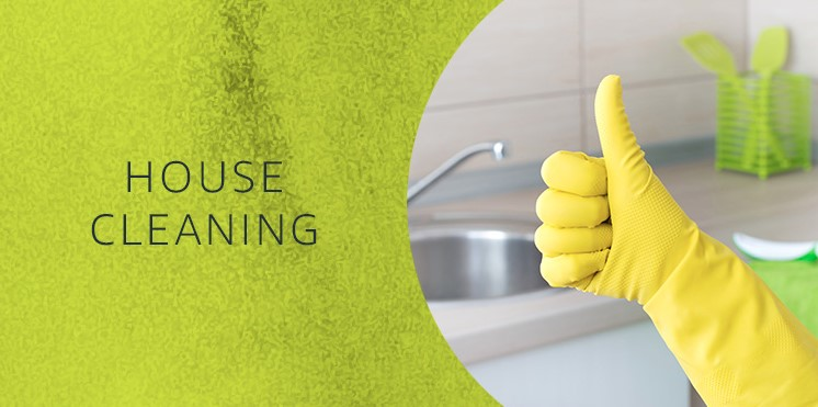 Checklist for Deep Cleaning House