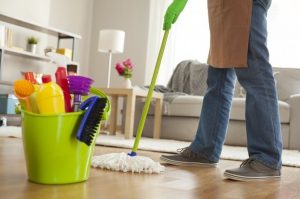 How long does it take to deep clean a house? and How !