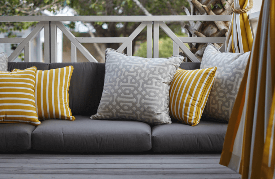 How to Clean Sunbrella Indoor Upholstery Fabric
