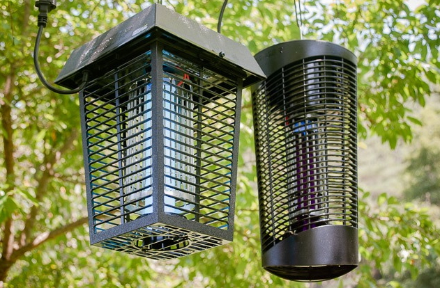 How to clean Bug Zapper