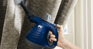 Steam Cleaner for Curtains and Upholstery