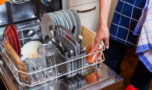 Dishwasher Leaving Gritty Residue? Here is the Solution