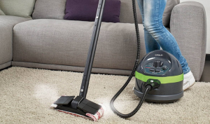 How Does Steam Cleaning Work on Carpets?