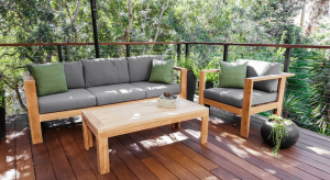 How To Remove Oil Stains From Teak Wood?