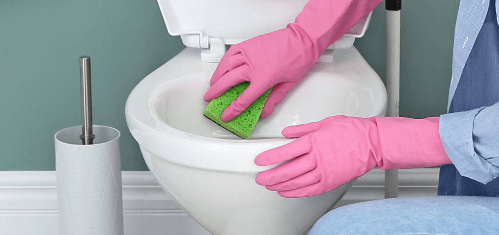 How To Remove Urine Stains From Toilet Bowl
