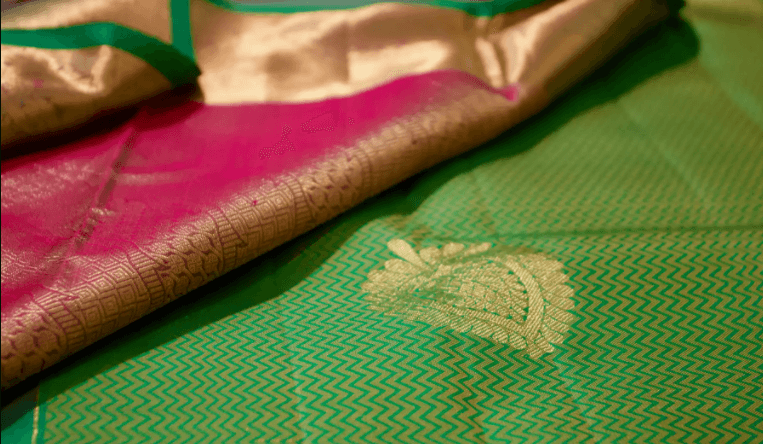 How To Remove Oil Stains From Silk Saree