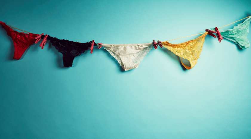 How to Remove Discharge Stains from Underwear
