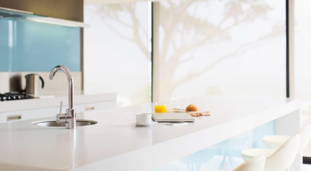 How to Clean a Corian Countertop